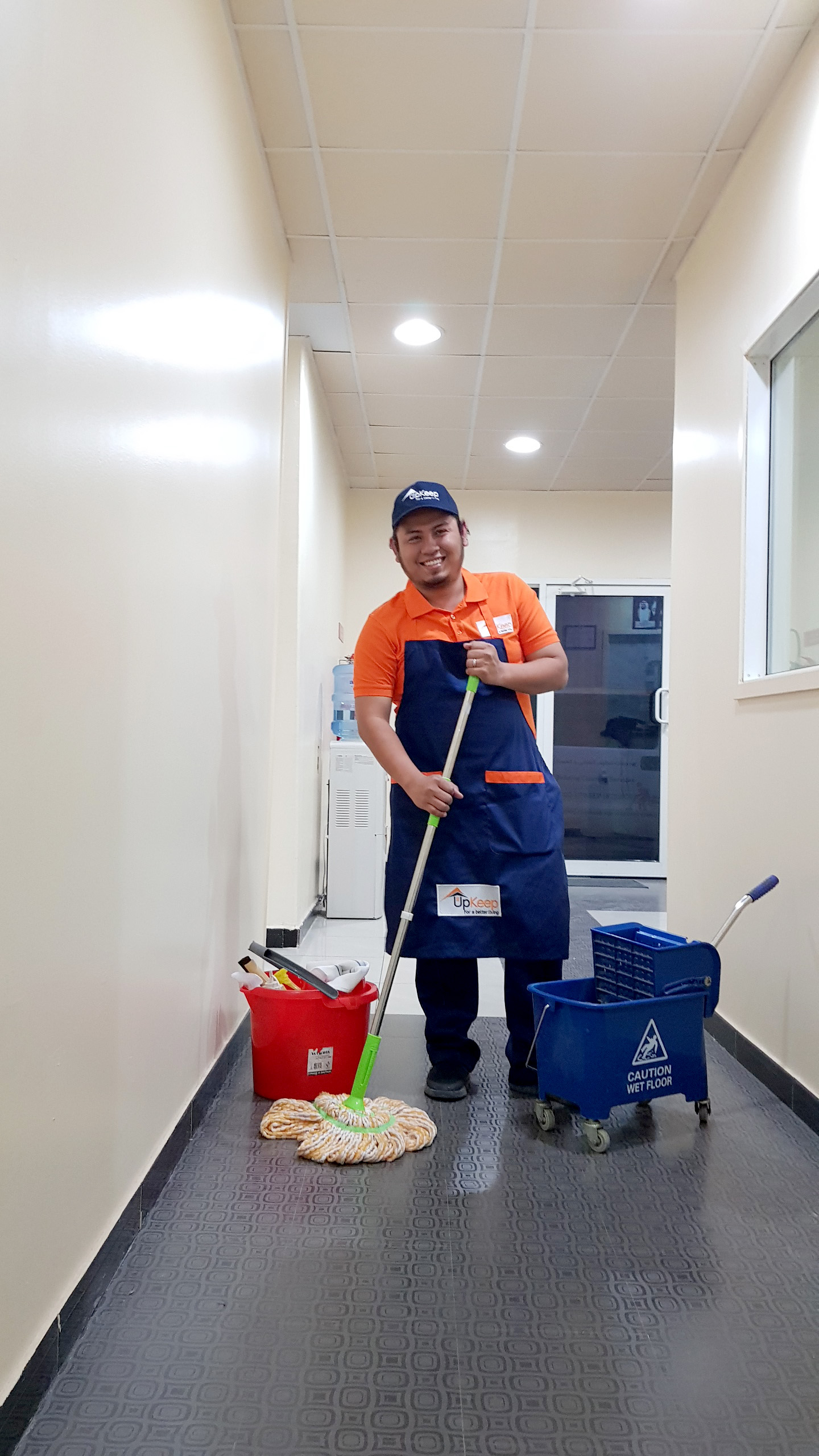 contractual Cleaning Service providers